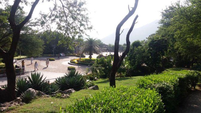 Daman-e Koh in den Marghalla Hills