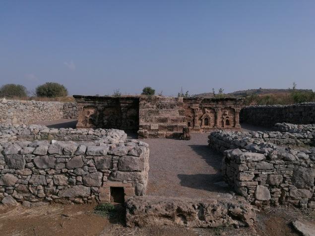 Sirkap Stupa Reste